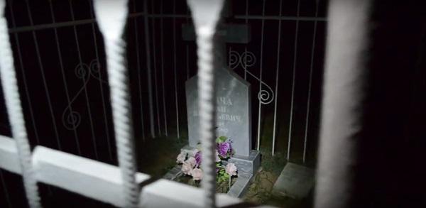 Приворот на кладбище, Черноворот