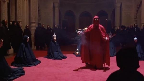 Ритуал мага