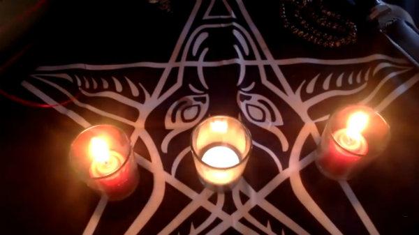 черная магия ритуал