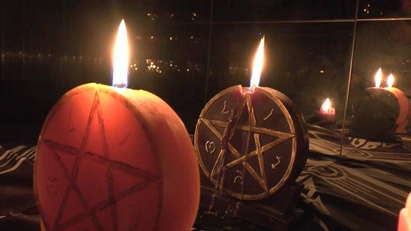 магия свечей