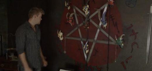 Ритуал с пентаграммой