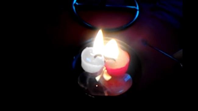 магические свечи