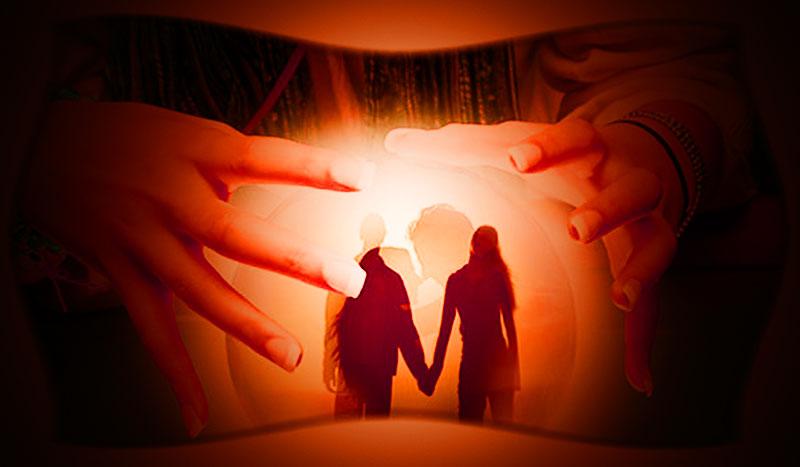Как с мужчины снять любовный приворот