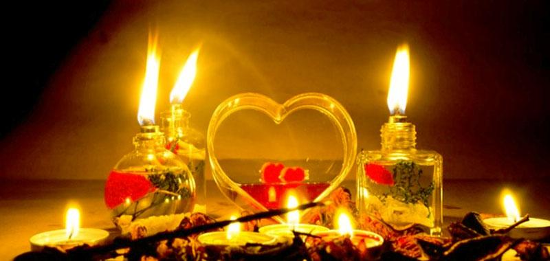 свечи, магия