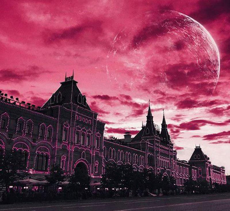 московская магия